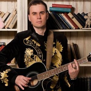 Фотосессия певца Бориса