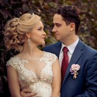 Свадебная фотосессия Дмитрия и Ирины