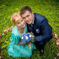 Свадебная фотосъемка Сергея и Ольги