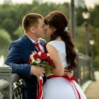 Свадебная фотосъемка Александра и Ирины