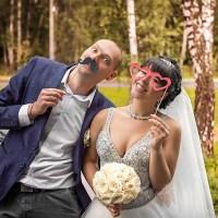 Свадебная фотосъемка Юрия и Ольги