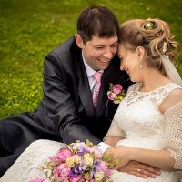 Свадебная фотосъемка Андрея и Надежды
