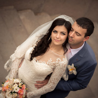 Свадебная фотосъемка Александра и Марины