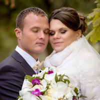 Свадебная фотосъемка Романа и Ксении